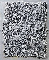 """Текстурный коврик для полимерной глины Ван Гог """"Звездное небо"""""""
