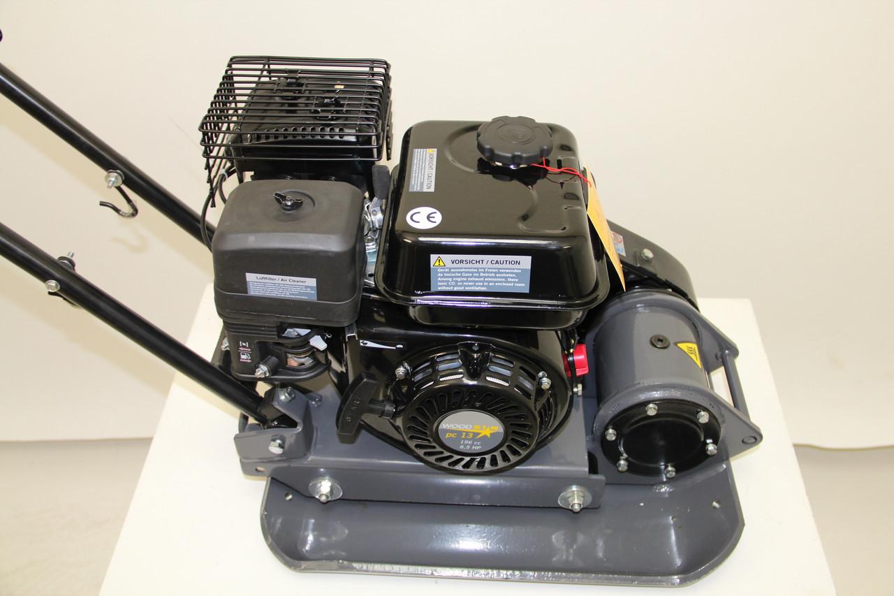 Виброплита Scheppach PC-13