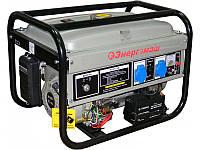 Энергомаш ЭГ-87230Е 4-х тактный генератор бензиновый