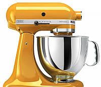 Планетарный миксер KitchenAid 5KSM150PSECA ARTISAN, 4.83 л (разные цвета) золотой нектар