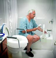 Санитарно-гигиеническое оборудование для туалета и ванны