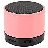 Портативная bluetooth колонка MP3 S10 HLD60 Pink, фото 1