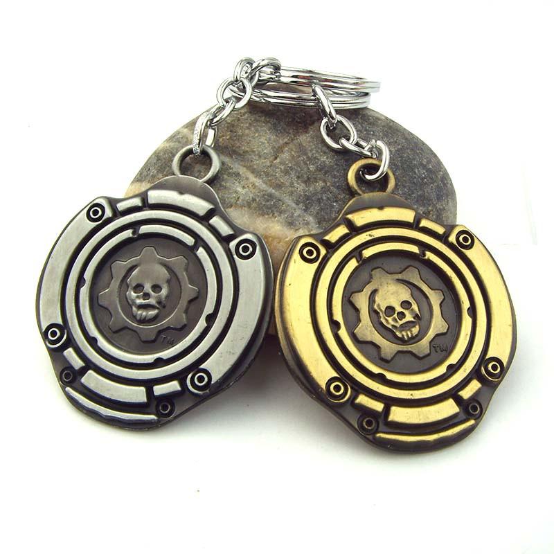 Брелок для ключей Gears of War 3 Шестеренки войны