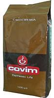 Кофе в зернах Covim Oro Crema, 1кг. 60% Арабика, Италия