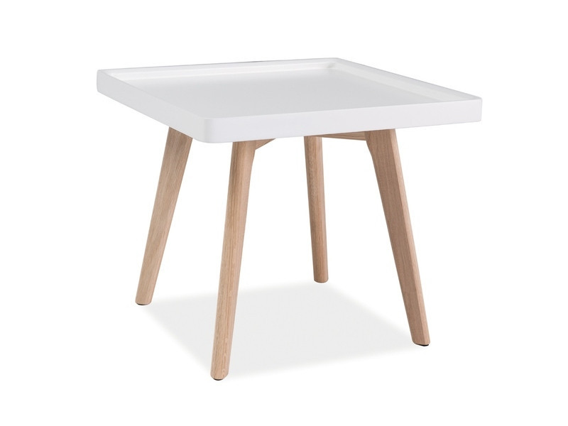 Деревянный журнальный столик Milan L4