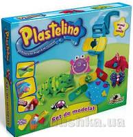 Набор для лепки Plastelino Фауна