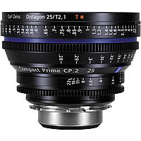 Zeiss CP.2 25mm T2.1 Compact Prime Lens (EF Mount) (1875-602)