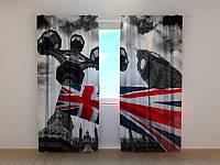 Фотоштора Британский флаг