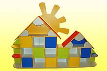 """Стенка детская """"Солнышко"""", Мебель для детских садов"""