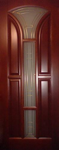 Дверь ясень