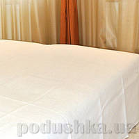 Простынь Хэппи лен из выбеленого льна 150х210 см