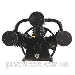 Компрессорная головка 3-х цилиндровая W-образная 1600 л/мин Profl 31600