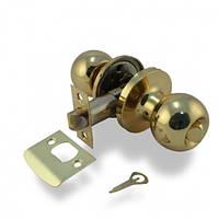Дверная ручка Новый стиль NS кноб 607 BK-PB