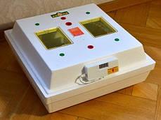 Инкубатор Квочка МИ 30 1 С (80 яиц, ручной переворот, аналоговый терморег-р.)