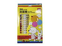 """Пастели масляные Deli 6964 25цветов 36цв. масл.""""Rainbow dolls"""""""