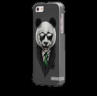 Чехол-накладка для iPhone 5/5S Панда V2
