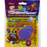 Пластилин детский VGR 26001 1цвет 50гр прыгающий