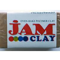 "Глина полим Jam Clay 5018202 светло-бежевый ""Карамель"" мягкая (340202)"
