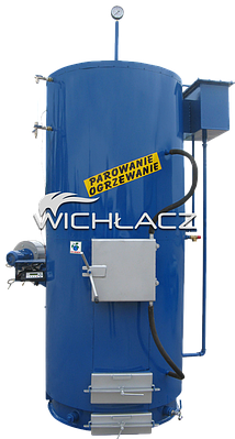 ПАРОГЕНЕРАТОР твердотопливный «WICHLACZ Wp» производительностью 200-1000 кг пара в час