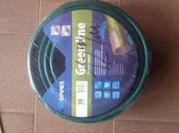 """Шланг поливочный Green Line (дешевый) 3/4"""" (резина+силикон, толщина стенки 2,0 мм) (бухта 30 метров)"""