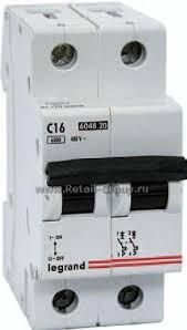 Демонтаж автоматических выключателей двухполюсных