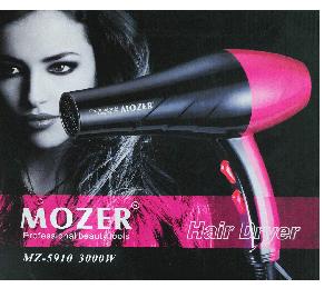 Фен для волос Mozer MZ-5910, 3000W, фото 2
