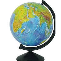 Глобус 22см с подсветкой