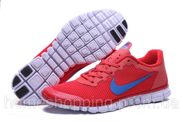Кроссовки мужские Nike Free 3.0 V2 Black черные9