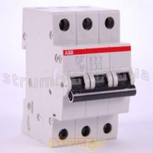 Демонтаж автоматических выключателей трехполюсных