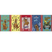 """Блокнот мягкая обложка Hatber 48Б7С1 клетка А7 48л """"Scooby Doo"""" склейка"""