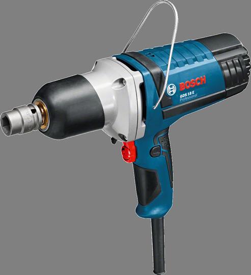 Імпульсний Гайковерт Bosch GDS 18 E Professional