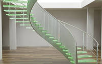 Стеклянная лестница