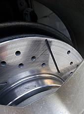 Перфорация и фрезерование тормозных дисков, фото 3