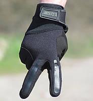 Перчатки тактические BLACKHAWK (Блэкхоук). Чёрные