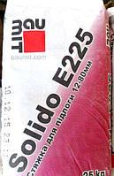 Стяжка готовая цементная Baumit Solido E225 толщина слоя от 12-80 мм