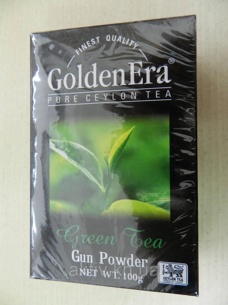 Чай Colden Era зеленый 100 гр