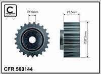 Ролик обводной ремня ГРМ MAZDA 323 C V, S V 1.5 08.94-09.98