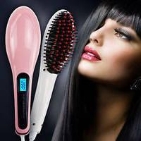 Расческа-выпрямитель Fast Hair Straightener (прямые волосы за считаные минуты)