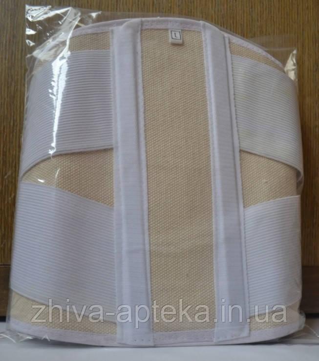 Ортопедичний корсет для поперекового відділу хребта, розмір 3XL