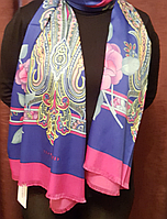 Шелковый шарф Leonard