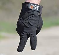Перчатки тактические 5.11 (tactical series). Чёрные, фото 1
