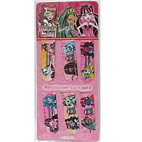 """Закладка магнитная """"Monster Hight"""" (850-CH) 6шт"""