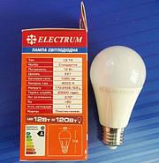 Лампа світлодіодна стандартна LS-14 12W E27 4000K алюмопл. корп. A-LS-0444, фото 2