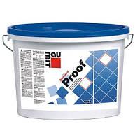 Гидроизоляция Baumit Proof обмазочная эластичная под плитку ведро 7 кг