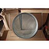 Фильтр 200мм оцинкованный (плоский), фото 2