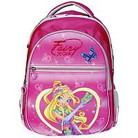 """Рюкзаки Class13 9222 розовый 2отд. 38х28х13см """"Fairy Club 1"""""""