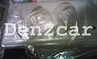 Защита фары на ВАЗ 2108,09,99 (белые глаза) ShS