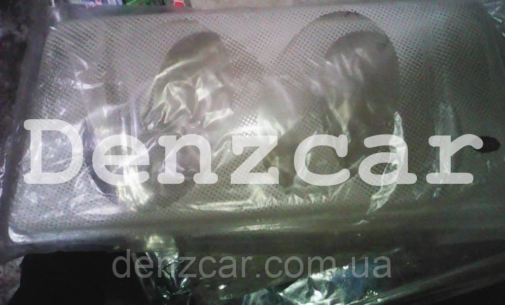 Защита фары на ВАЗ 2108,09,99 (белые глаза) ShS, фото 1