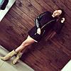 Молодежное женское пальто Зара