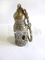 Декоративный флакон брелок для духов и масел № 13